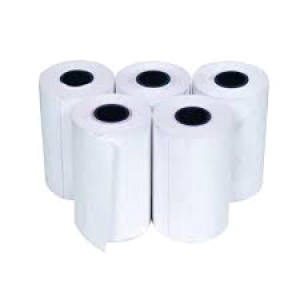 Thermal paper for printers and tickets